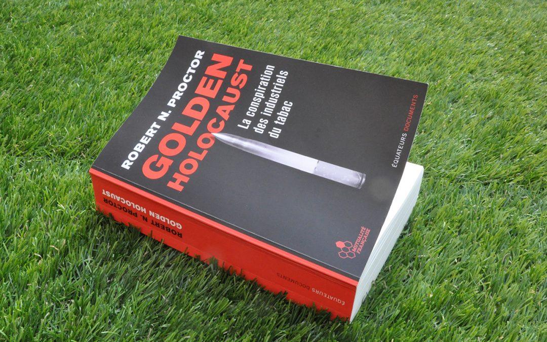 golden holocaust livre sur le tabac
