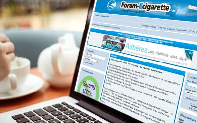 Forum e-cigarette, le grand rendez-vous de la vape