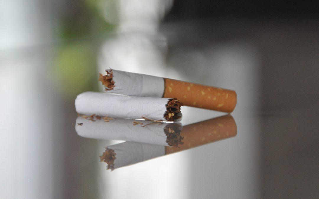 fumeur et cigarette électonique