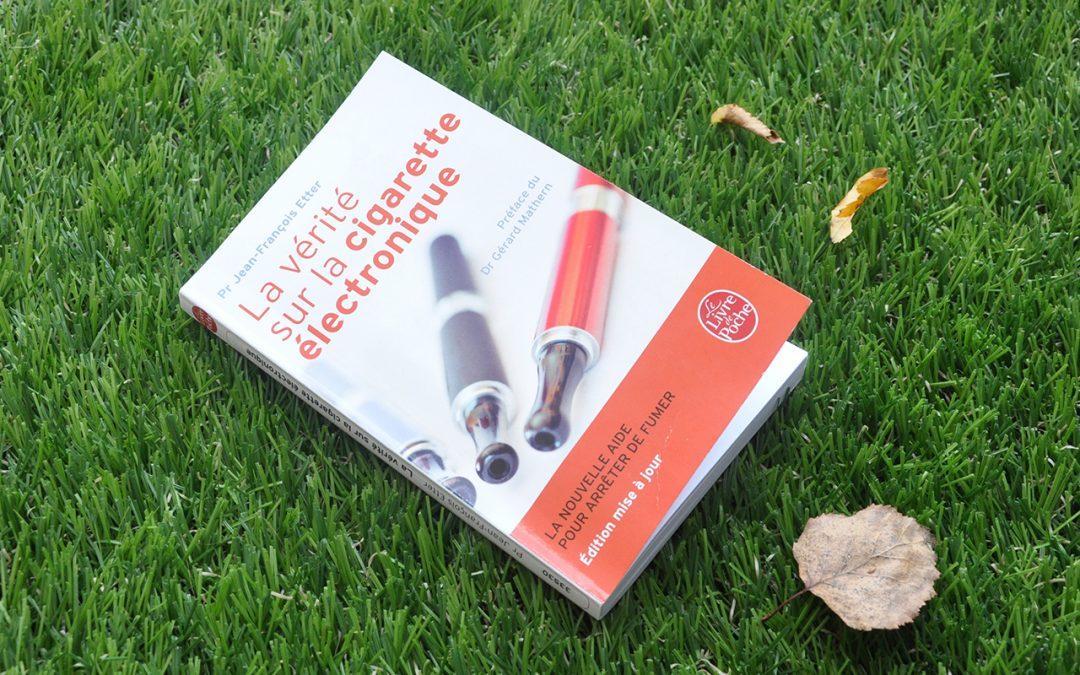 Pr J-F Etter : La vérité sur la cigarette électronique