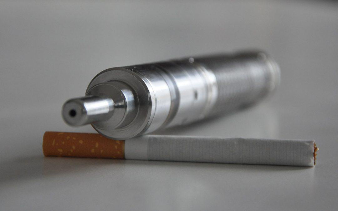 Pourquoi ne pas essayer la e-cigarette