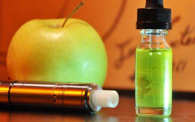 Ecig et saveurs e-liquides, croquez au fruit défendu