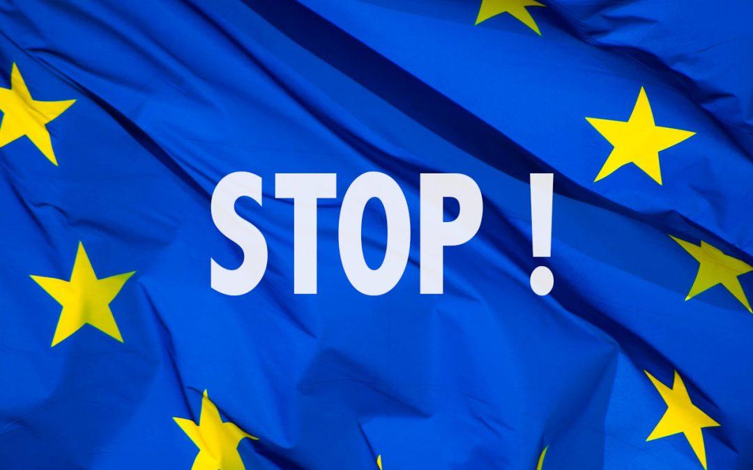 Stop à la directive tabac, vape en danger