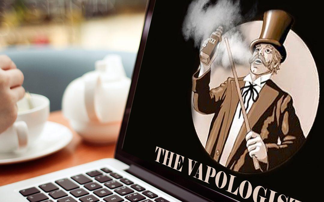 The Vapologist, un bon blog de vape épicurienne