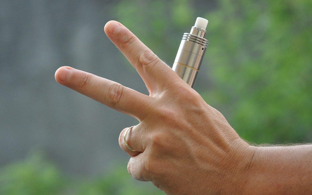 e-cigarette, ce n'est pas le geste qui tue