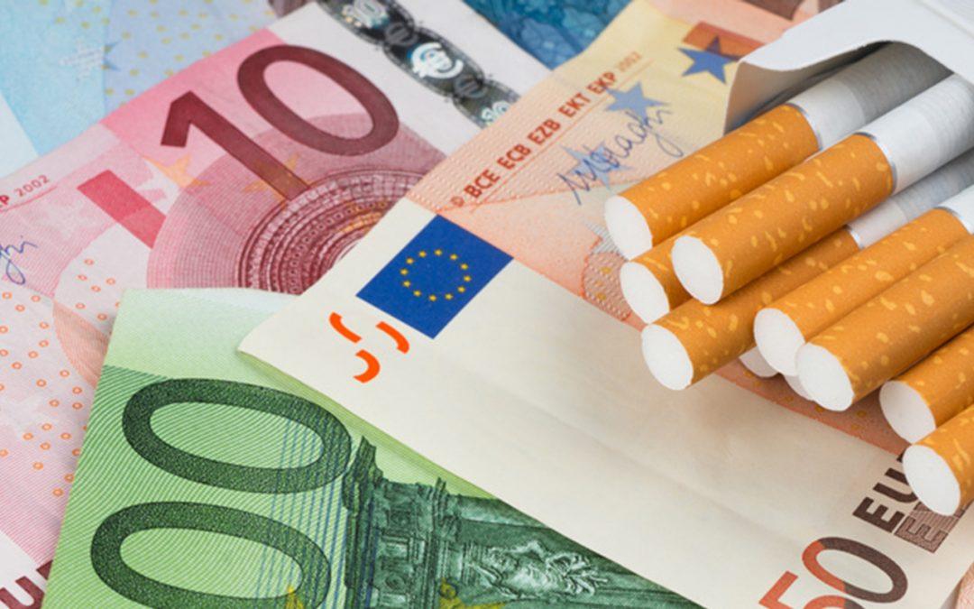 tabagisme des jeunes, buralistes et comptes Nickel 12-18 ans