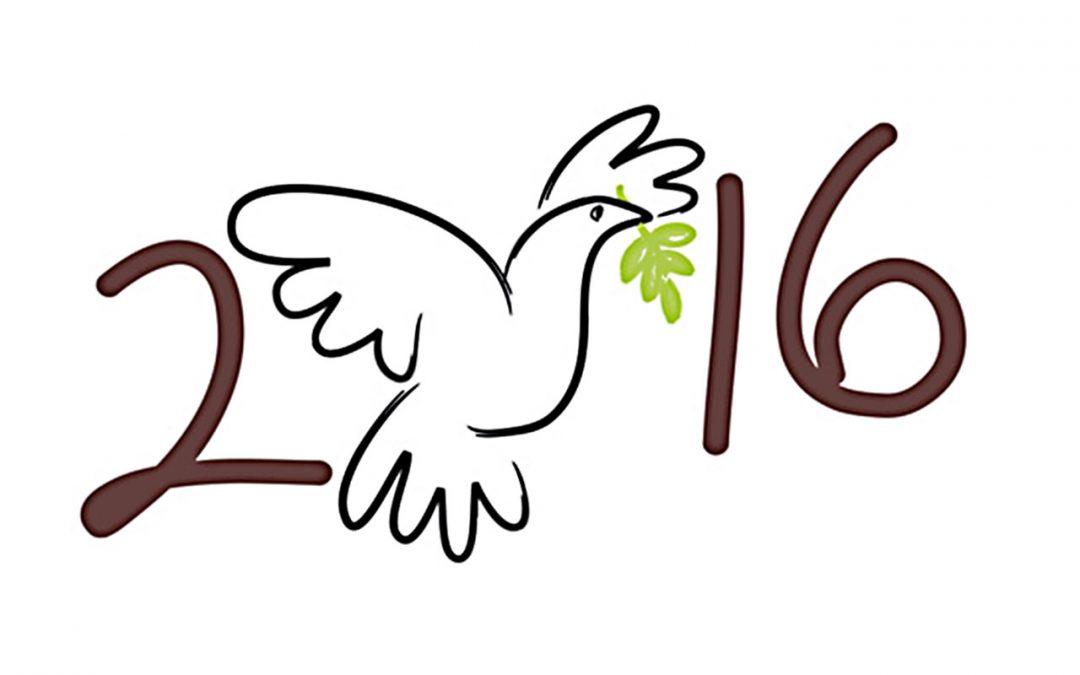 Bonne année bonne santé 2016