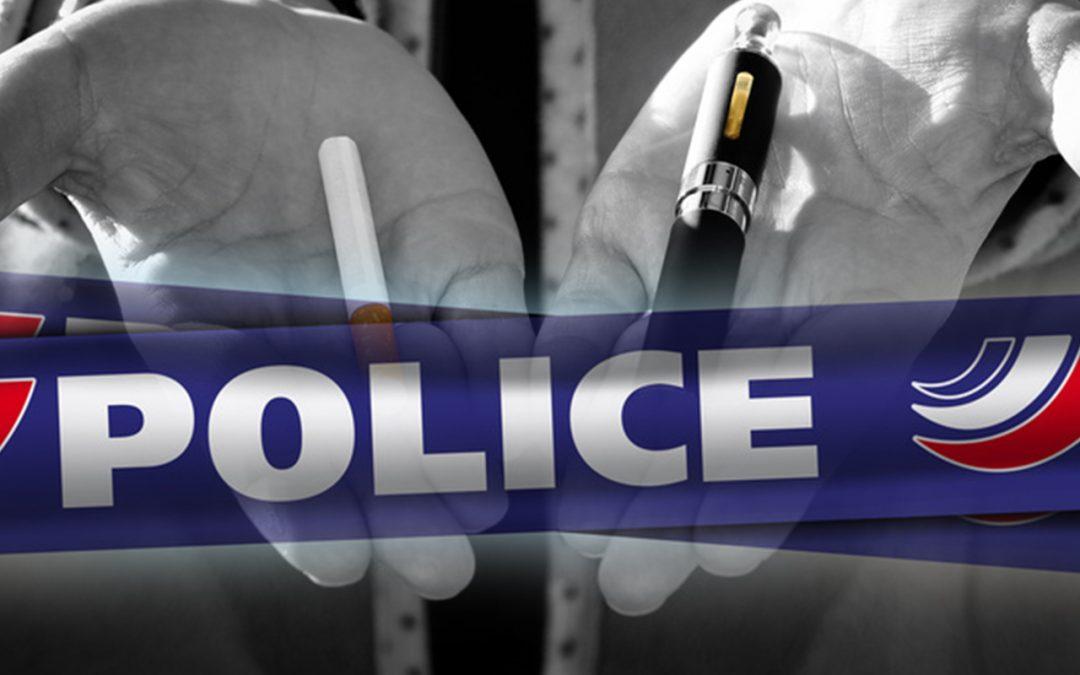 Une association anti-tabac dépose une plainte contre un commerçant e-cigarette