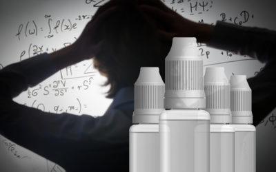 Méthode simple pour fabriquer la base eliquide avec du booster nicotine