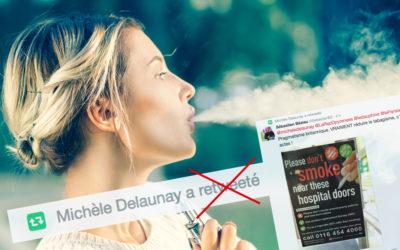 La vape serait un bon plan anti-tabac ? Pas pour tout le monde…