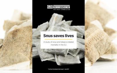 SNUS : un scandale sanitaire sur toute l'Europe. Quel rapport avec la vape ?