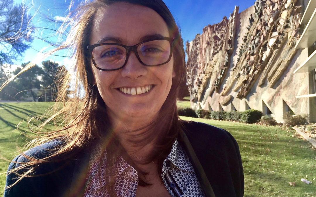 Marion Mourgues, tabacologue et coordinatrice du Mois Sans Tabac en Occitanie