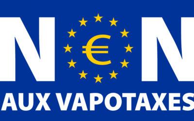 Mobilisation pour dire NON aux vapotaxes !