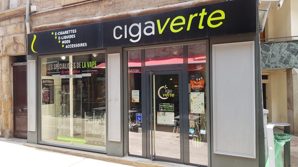 CIGAVERTE Saint-Etienne