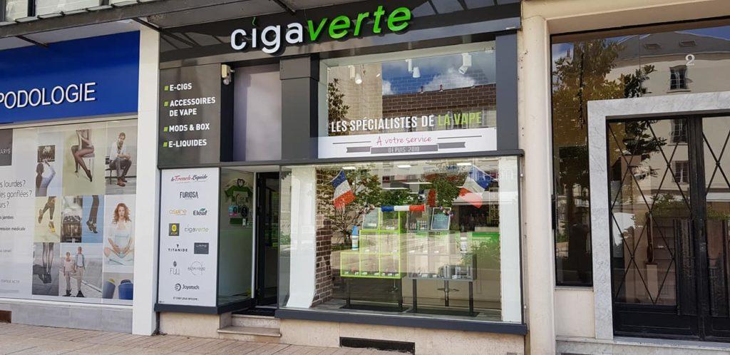 CIGAVERTE-Vichy