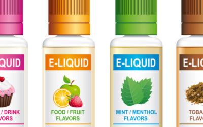 Sondage : pour démarrer la vape, faut-il pouvoir essayer plusieurs e-liquides ?