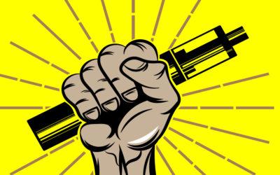 Vapoter : un acte politique, révolutionnaire et non-violent