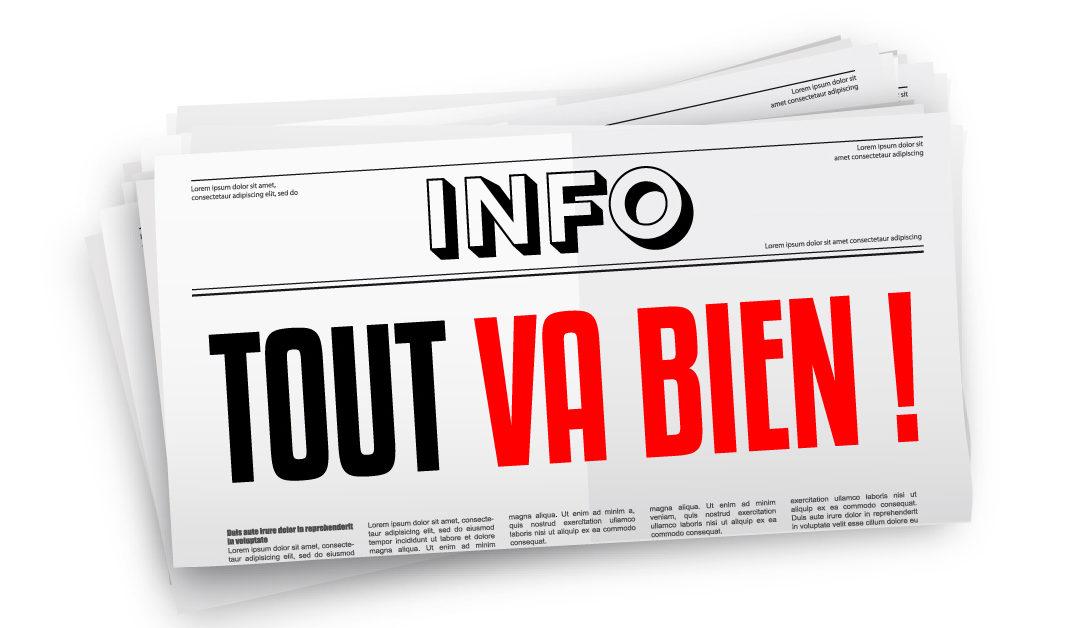 """Tabac en France : que des """"bonnes surprises"""" !"""