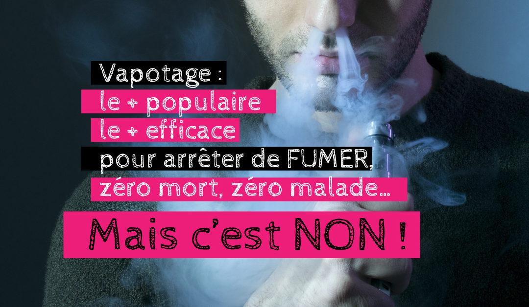 Vapotage en France : combien de morts ne seront pas évitées ?