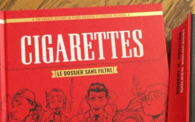 Lecture BD : Cigarettes, le dossier sans filtre