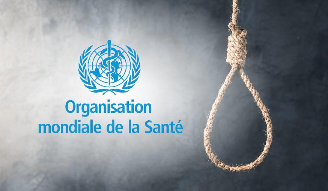 Mensonges sur la vape : l'OMS organisation mondiale de la santé pousse les fumeurs au suicide