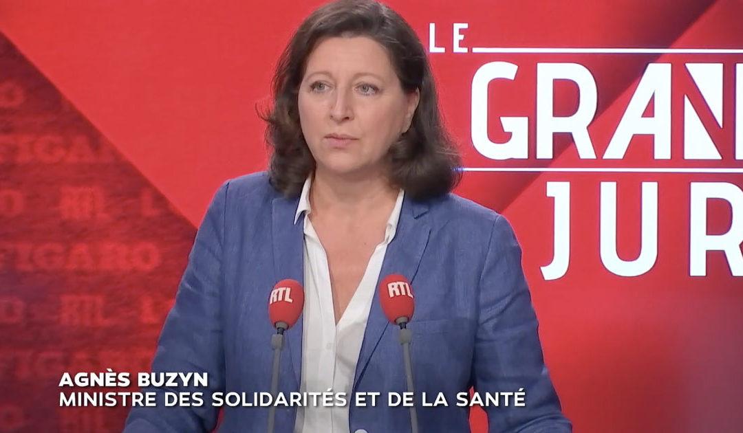 Après plusieurs semaines de crise, Agnès BUZYN prend enfin la parole sur le vapotage
