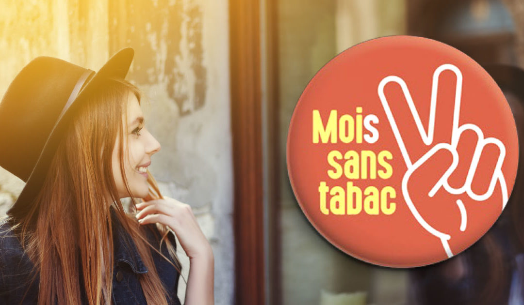 Boutiques de vape : affichez le Mois Sans Tabac 2019 dès maintenant !