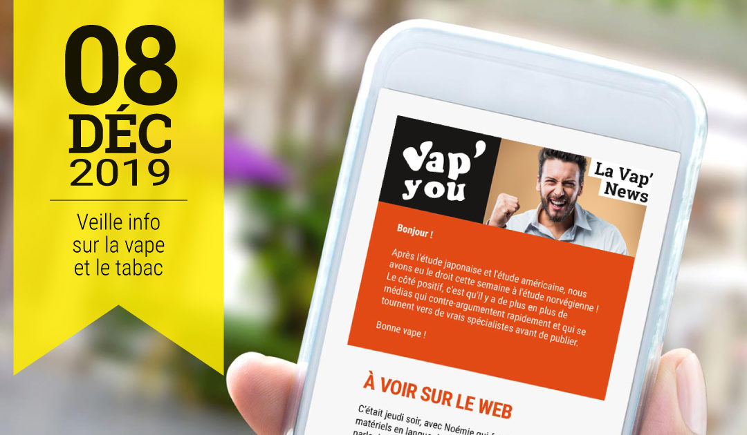Vap'News - Mois Sans Tabac - 20%