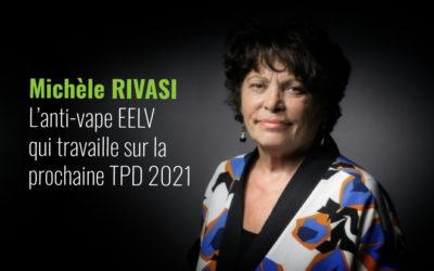 Michèle RIVASI, une députée européenne prête à ruiner le miracle du vapotage