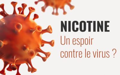 La nicotine pourrait-elle protéger du virus Covid-19 ?