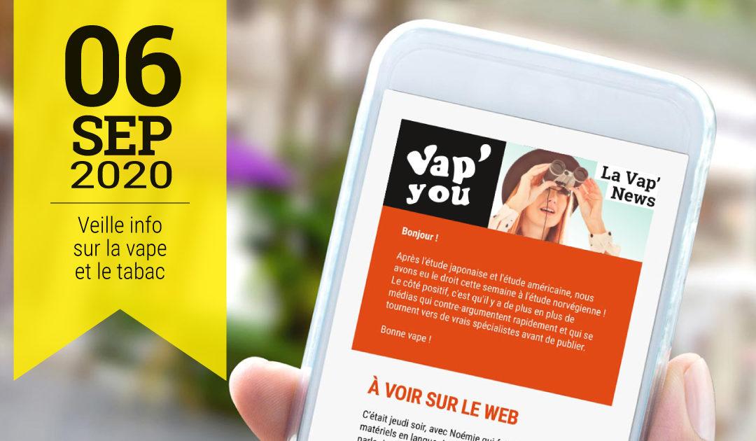 Vap'News et magazine VAPYOU