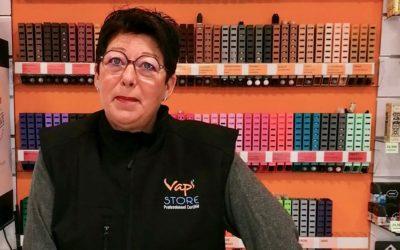 Un buraliste porte plainte contre une boutique de vape