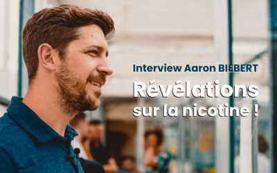 Sortie du film YOU DON'T KNOW NICOTINE : interview du réalisateur Aaron BIEBERT