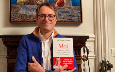 Moi vapoteur, j'aime bien le nouveau livre de Philippe Presles : Moi