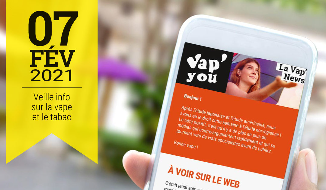 La France et l'Europe lancent leurs plans cancer sans la vape