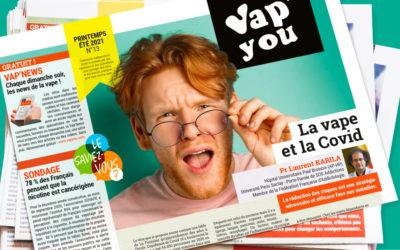 Magazine VAPYOU : à quoi ça sert ?