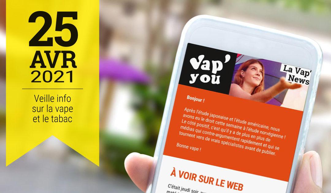 anti-tabac et industrie du tabac, la vape au milieu