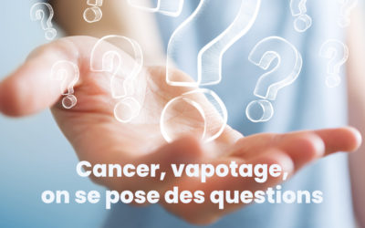 Lutte contre le cancer : le vapotage en première ligne (ou pas)