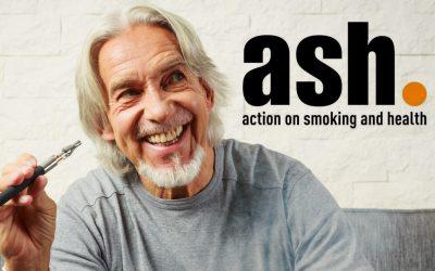 ASH : un nouveau rapport anglais qui contredit les idées reçues sur le vapotage