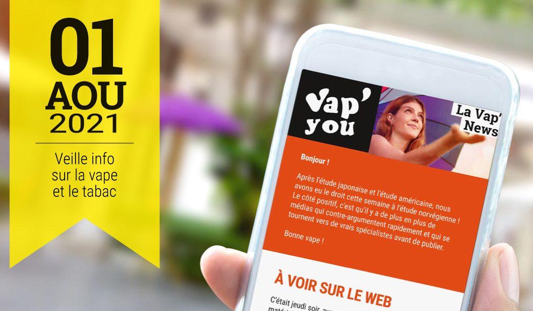 OMS vapotage anti-tabac